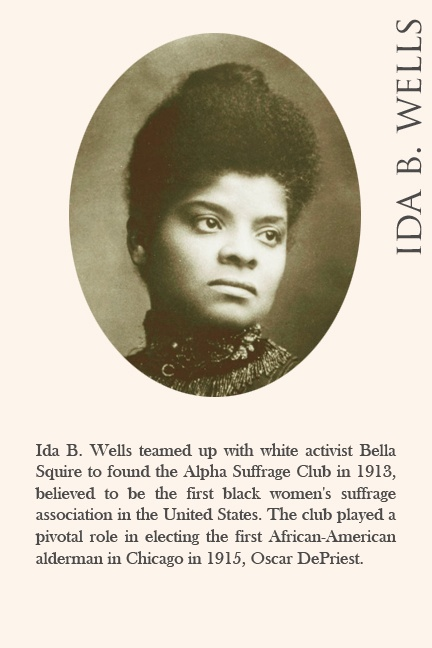 Power: in Women ida b. Wells images